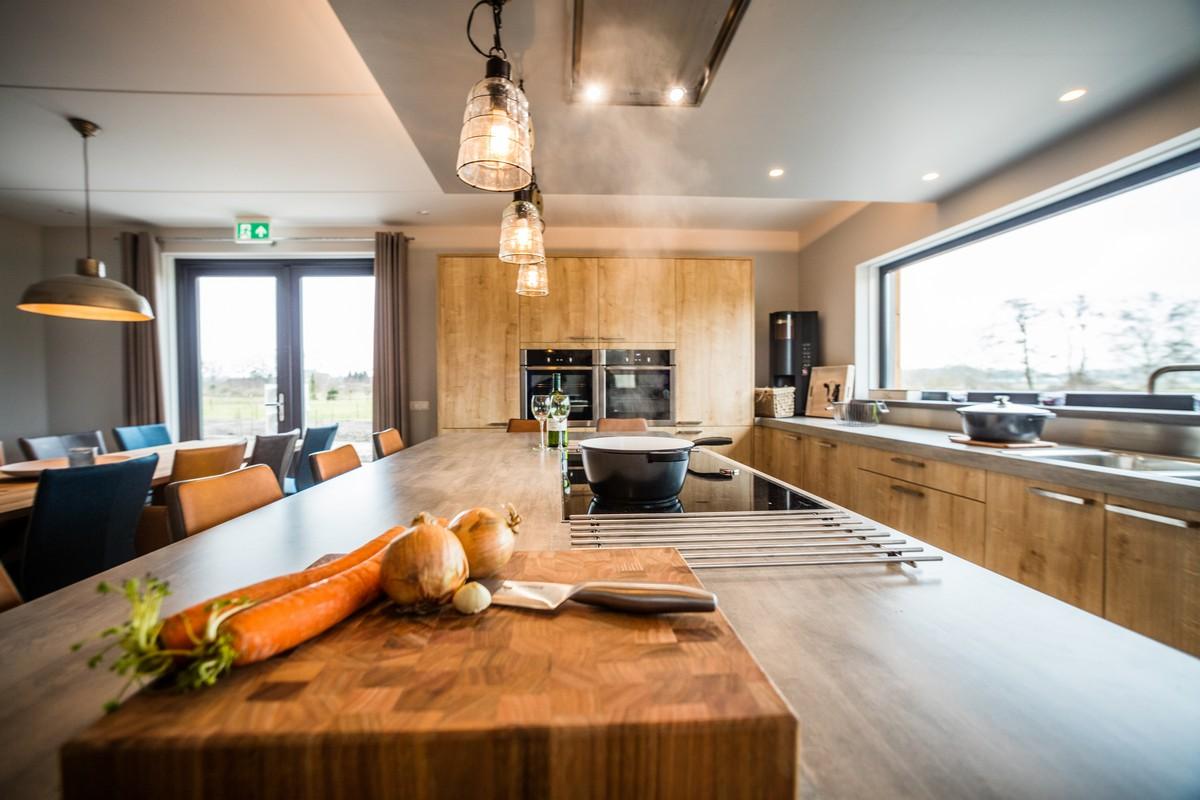 keuken-Groepsaccommodatie